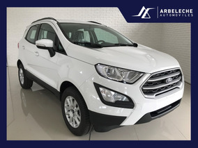 Ford Ecosport 2018 Se 1.5 At Financio Tasa 0% Arbeleche