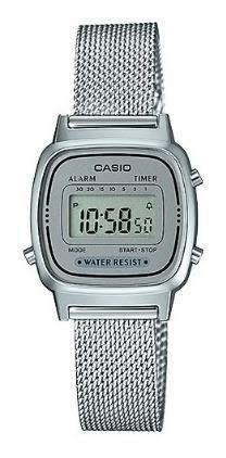 Relógio Casio Vintage Feminino La670wem-7df