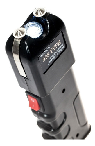 Stun Gun Paralizador Descarga 35000v Defensa Personal Mujer