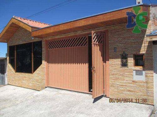 Casa Com 3 Dormitórios À Venda Por R$ 320.000 - Jardim Maria Amélia - Jacareí/sp - Ca0434