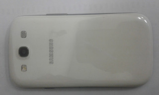 Celular Samsung Gti-9300, Branco, Leia Descriçao No Estado