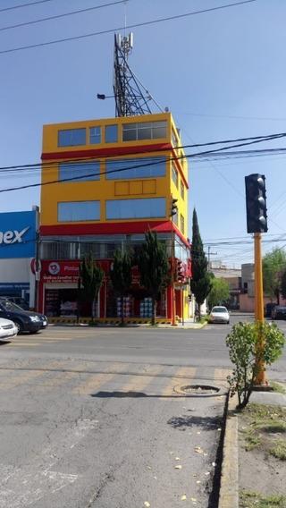 Edificio En 5 De Mayo, En Toluca, Estado De México