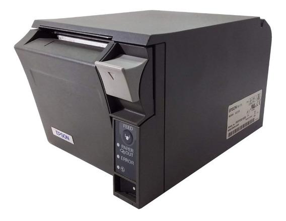 Impressora Termica Nao Fiscal Epson Tm T70 Usb Guilhotina
