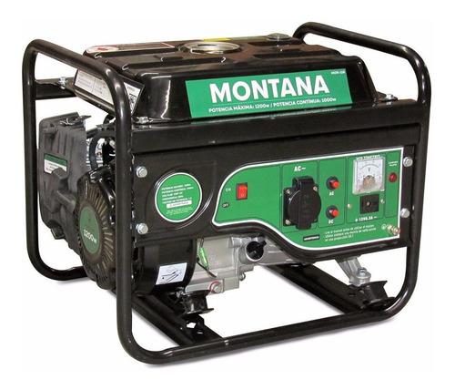 Generador Montana De 1200 W (4 Tiempos)