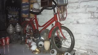 Bicicleta Retro Niños