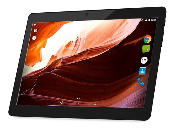 Tablet M10a Quad Core Android 7.0 Dual Cam 3g Bt 10 In Nb253