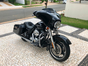 Harley-davidson Flhx Street Glide - 2012/2012 - Preta
