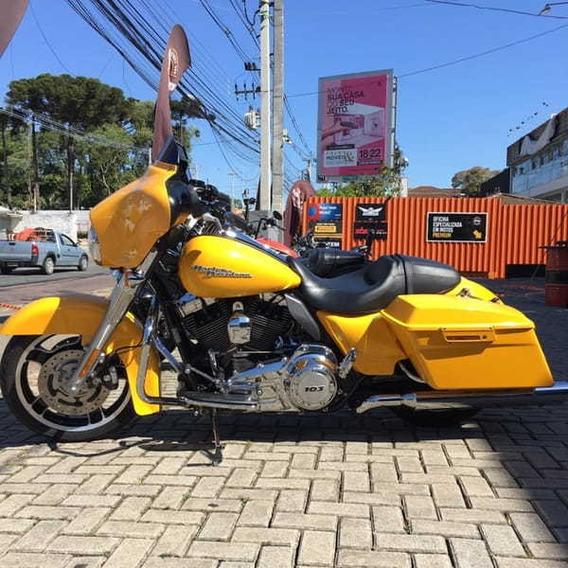 Street Glide Flhx - Harley-davidson