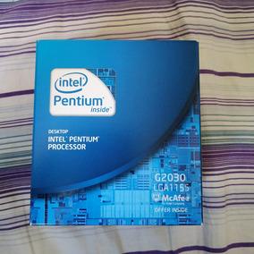 Processador Intel Pentium G2030 Lga1155 (sem Cooler)
