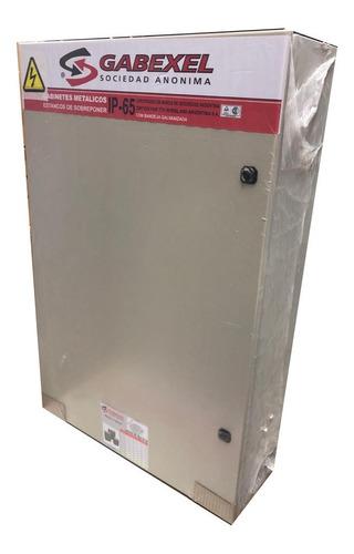 Gabinete Metalico Estanco Ip65 Tradicional900x600x210mm