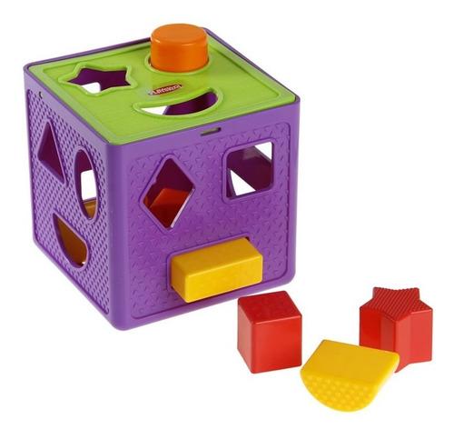 Imagen 1 de 3 de Playskool Cubo De Formas