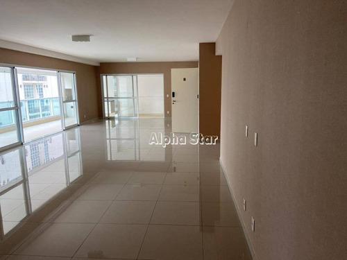 Imagem 1 de 14 de Apartamento Com 4 Dormitórios Para Alugar, 243 M² Por R$ 10.000,00/mês - Edifício Splendore - Barueri/sp - Ap2016