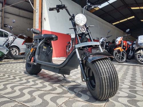 Scooter Shineray Eletrica 2.000w Com Suspenção