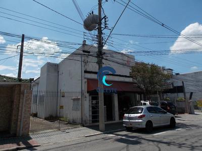 Casa Comercial Para Alugar, 100 M² Por R$ 4.600/mês - Centro - São José Dos Campos/sp - Ca0669