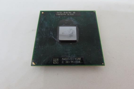 Processador Intel T4500 Dual Core 2.3/1m/800 Cce Win Bps