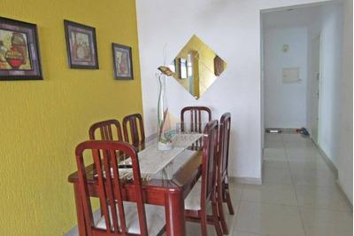 Apartamento Com 2 Dormitórios À Venda, 63 M² Por R$ - Canto Do Forte - Praia Grande/sp - Ap11562