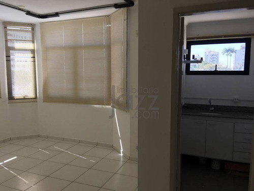 Sala Comercial Para Venda E Locação, Centro, Campinas. - Sa0025