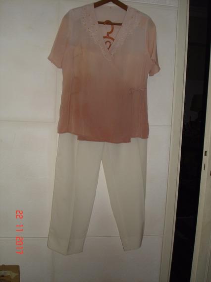 Conjunto De Pollera Y Pantalon