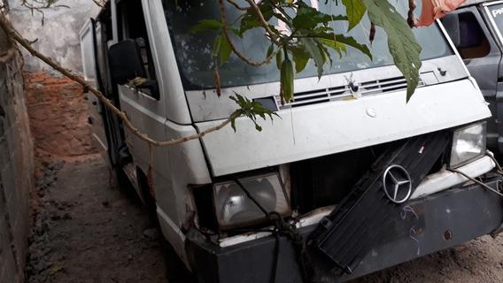 Sucata Mercedes Benz Mb180-d 1995 (somente Peças)