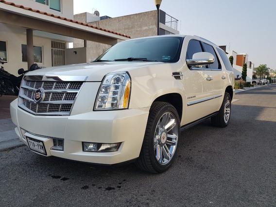 Cadillac Escalade Platinum 2013 Excelentes Condiciones