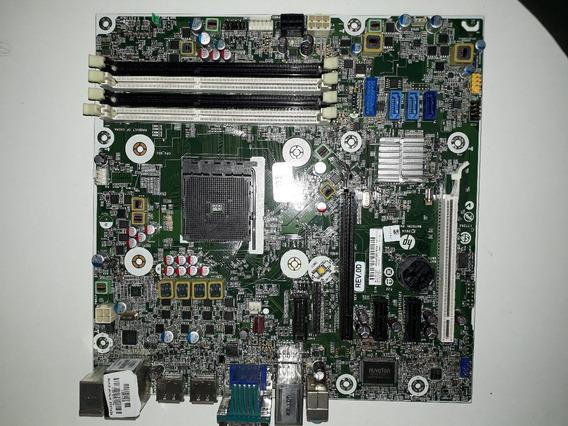 Placa Mãe Elitedesk Original Hp 705g1 752149-601