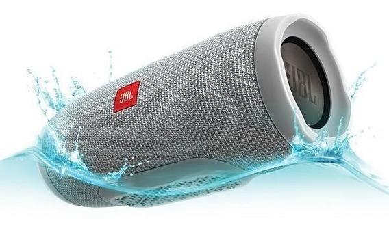 Speaker Jbl Charge 3 Bluetooth Ipx7 Bivolt 2 X 10w Rms - Cin