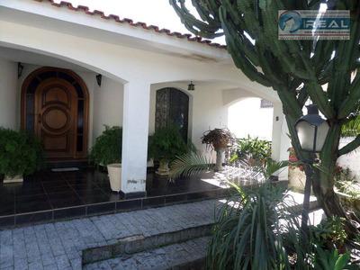 Casa Com 3 Dormitórios À Venda, 406 M² Por R$ 1.100.000 - Jardim De Itapoan - Paulínia/sp - Ca1658