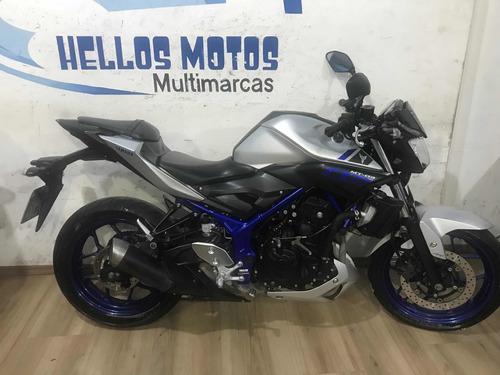 Yamada Mt 03 2017 Abs Aceito Moto Fin 48x Cartao 12x 1,6%