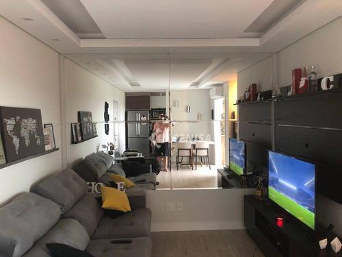 Imagem 1 de 30 de Apartamento Com 2 Dormitórios À Venda, 68 M² - Jardim Sevilha - Indaiatuba/sp - Ap0944