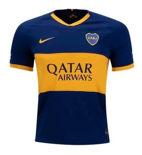 Camisa Boca Juniors Azul Home ( 2020) Nova Pronta Entrega