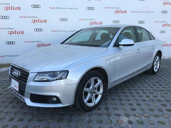 Audi A4 2010 4p Trendly Plus 2.0l Tiptronic Quattro