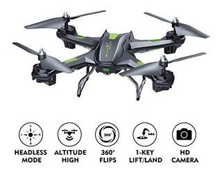 Lbla Fpv Drone Con Cámara Wifi Vídeo En Directo Headless Mo