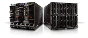 Dell Poweredge M1000e Blade - Chassis Completo + Switches