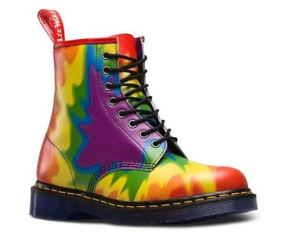 Botas Dr Martens Modelo 1460 Edicion Gay Pride