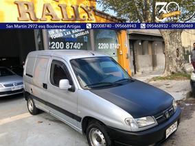 Peugeot Partner 2008 Entrega U$s4500 Y Ctas