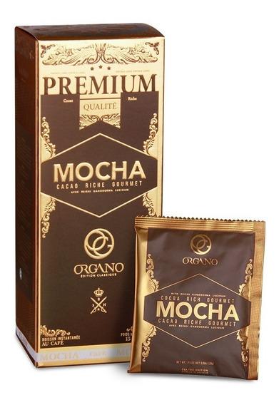 Café Mocha Organo Gold Nueva Imagen