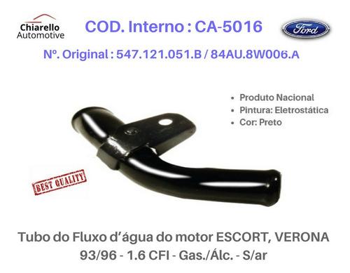 Acoplamento Radiador Escort Verona Cfi Orion S/ Ar.