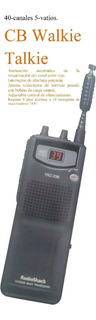 Radio Cb Walkie Talkie