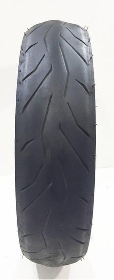 Pneu Dianteiro Pirelli 110 70 17 Rosso Yamaha Mt 03