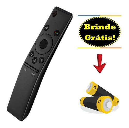 Controle Samsung Tv Led 4k Smart Un65nu7100gxzd Bn98-07207p