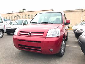 Citroën Berlingo Multispace Xtr N 1.6 Rojo 0km 4 Puertas