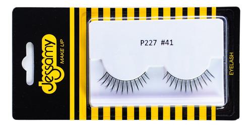 Jessamy Pestañas Postizas Para Ojos Enteras P227 Maquillaje