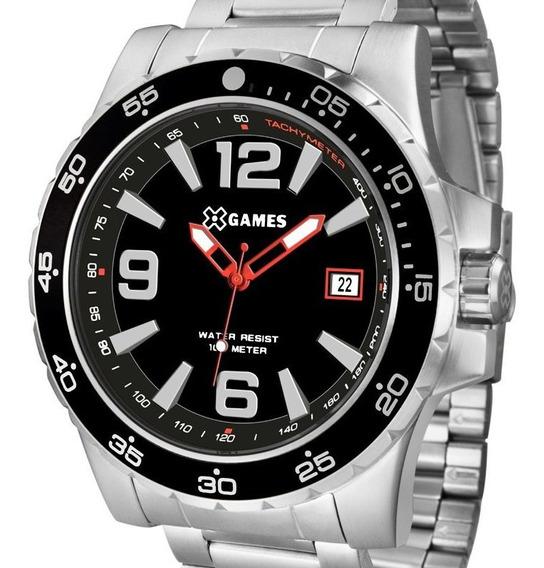 Relógio X-games Masculino Xmss1043 P2sx C/ Garantia E Nf