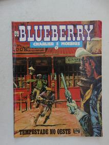 Blueberry! Editora Abril 1990! Vários! R$ 15,00 Cada!