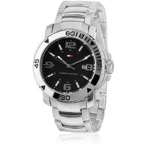 Relógio Tommy Hilfiger Th1790824 Orig Chron Anal & Silver!!!