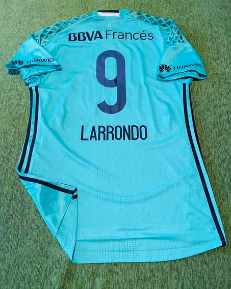 Camiseta River Homenaje Chapecoense # 9 Larrondo Talle 7