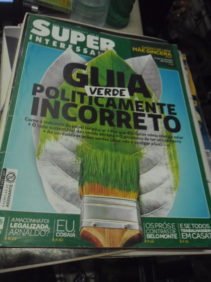 Revista Super Interessante Dezembro/2011