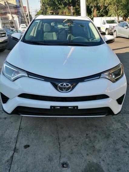Toyota Rav4 2.5 Xle 4wd At 2017