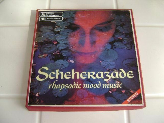 Scheherazade Rhapsodic Mood Music - 8 Volmes Vinil