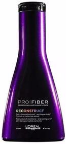 79c66b290 Loreal Pro Fiber Reconstruct - Produtos de Cabelo no Mercado Livre ...